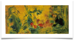 "Coming out of the Dark 2 :: Oil on Canvas :: 36"" x 18"" :: � 693"